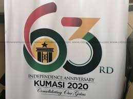 Kumasi to host 63rd Independence Day Celebration