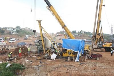 Pokuase Interchange project...Govt releases GH¢10m for compensation