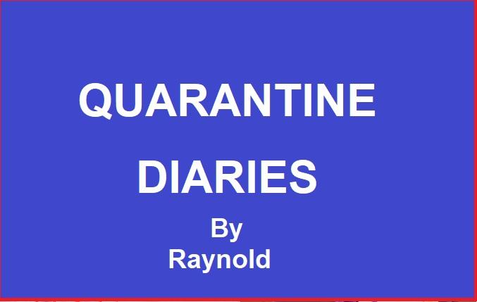 Quarantine Dairies