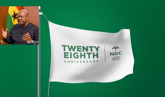 NDC 28th Anniversary